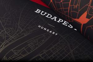 térkép poszter